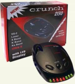 антирадар crunch 2130 инструкция по применению