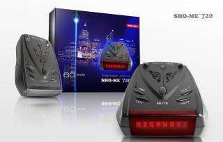 Радар детектор антирадар sho me 720 отзывы