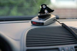Помеха для автомобильных радаров
